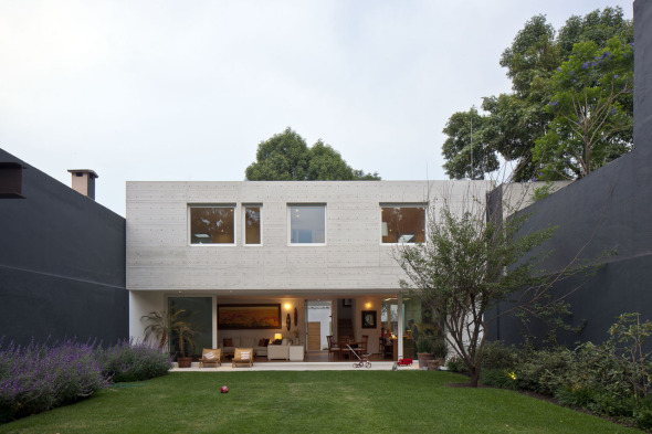 Casa residencial en México