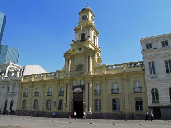 Concurso Nacional de Arquitectura: Museo Histórico Nacional