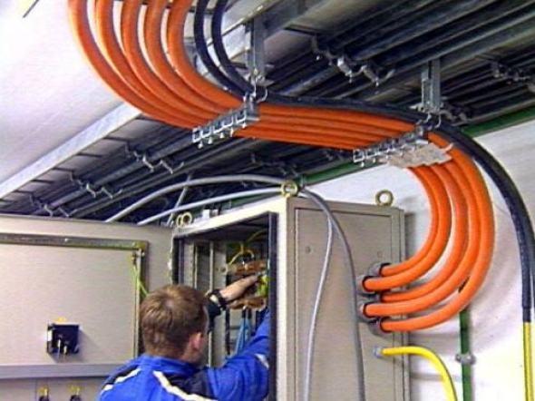 Secuencia de elaboración de un proyecto de instalación eléctrica.