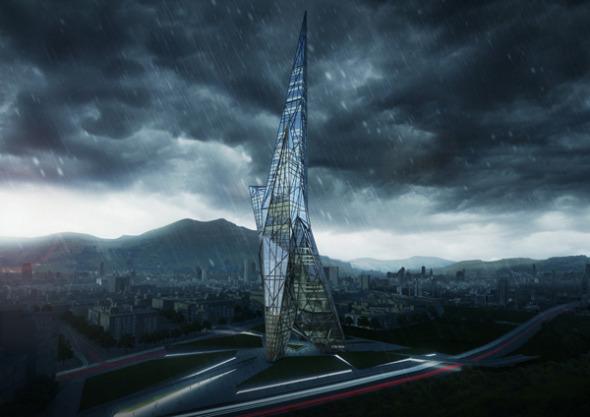 Torre Eiffel en Taiwan