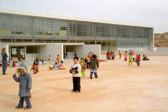 Colegio capiscol buscador de arquitectura - Colegio aparejadores mallorca ...