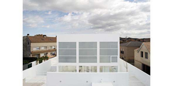 arquitectos alberto campo baeza proyecto casa moliner ubicacin zaragoza espaa fecha de proyecto fecha de construccin superficie m