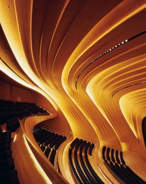 Interiores premiados