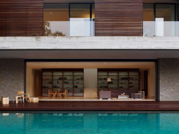 Elegante vivienda