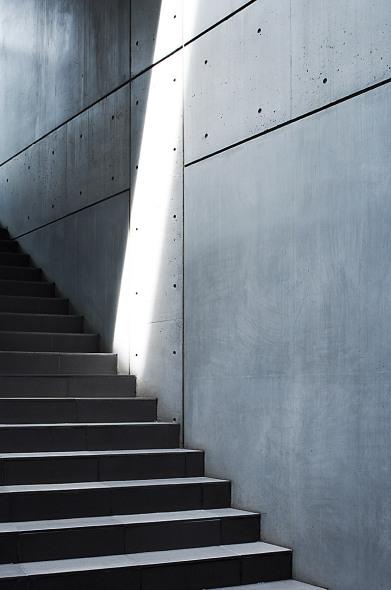 Uso del concreto sin acabados