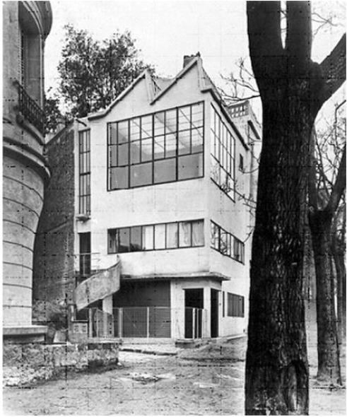 Homenaje a Le Corbusier