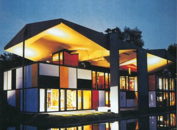 Influencia de Le Corbusier en la arquitectura moderna. Aniversario 48 del fallecimiento de Le Corbusier.