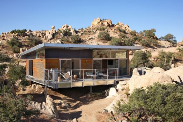 Casas Prefabricadas Madera Sistemas Prefabricados De