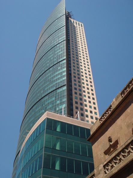 Torre Mayor a 10 años de su construcción