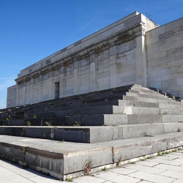 Monumento Nazi será restaurado