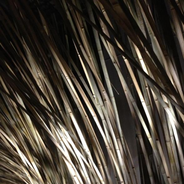 Pabellón Bambú de Kengo Kuma