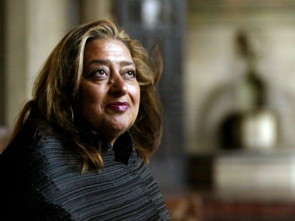 La década de Zaha Hadid
