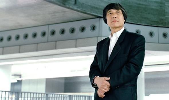 72 años de Tadao Ando.