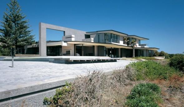 Vivienda residencial en Sudáfrica