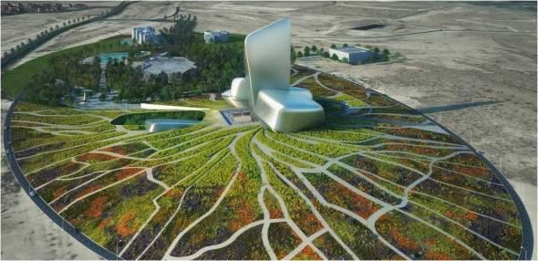 Un Legado a la Cultura de 350 Kilómetros de Acero