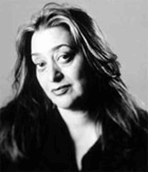 Biografía de Zaha Hadid, planos e imágenes de obras y proyectos, entrevistas, videos, curiosidades y más.