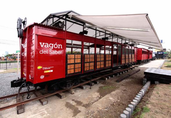 Vagón del Saber