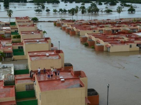 Ayudemos a los damnificados de los huracanes Ingrid y Manuel