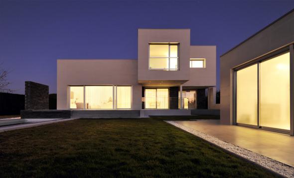 Casa fragmentada