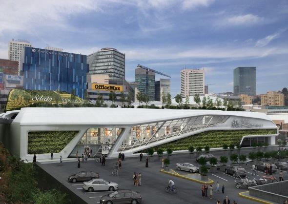 Innovador proyecto comercial en Ciudad de México