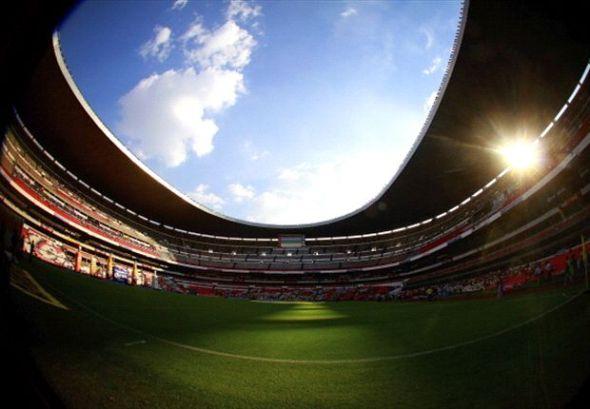 Renovación del Estadio Azteca