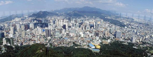 Estudiantes mexicanos pretenden convertir rascacielos ecológicos en Seúl