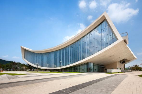 Máxima conveniencia en una pieza arquitectónica magnificente
