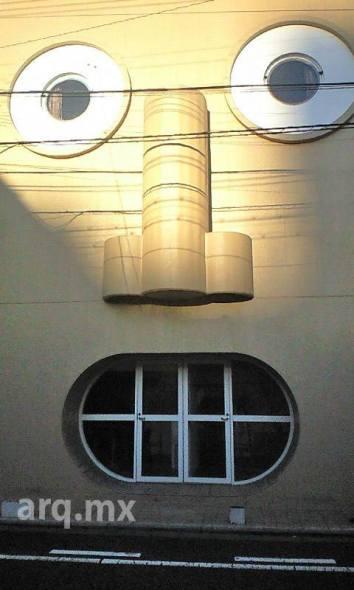 Humor en la arquitectura octubre parte II