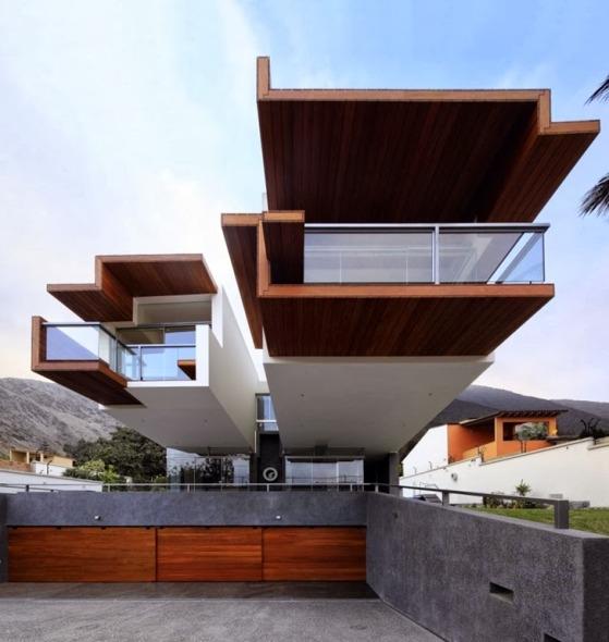 Arquitectura ancestral contemporánea