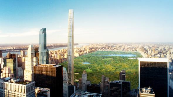 Aprueban en Nueva York la construcción de rascacielos más delgado del mundo