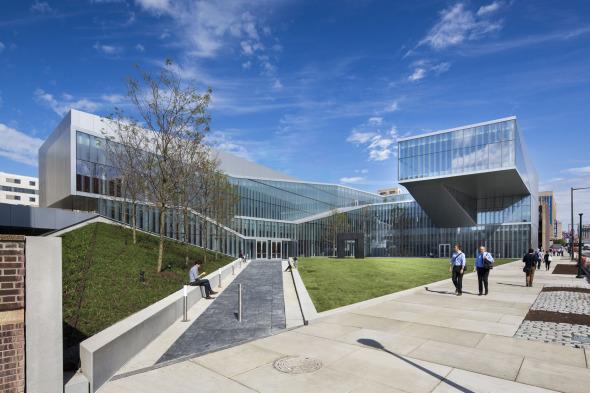 El edificio más importante del Campus