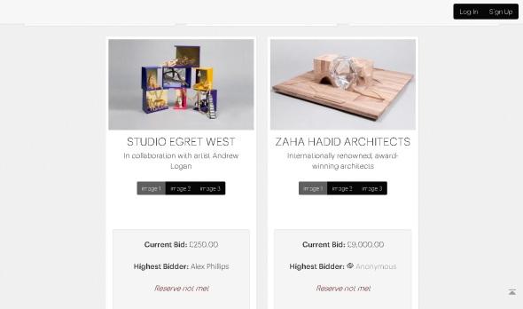 Zaha Hadid diseña casa de muñecas valuada en 9,000 libras