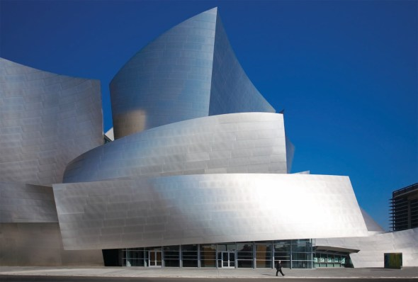 10 cosas que probablemente no sabes sobre el Walt Disney Hall diseñado por Frank Gehry