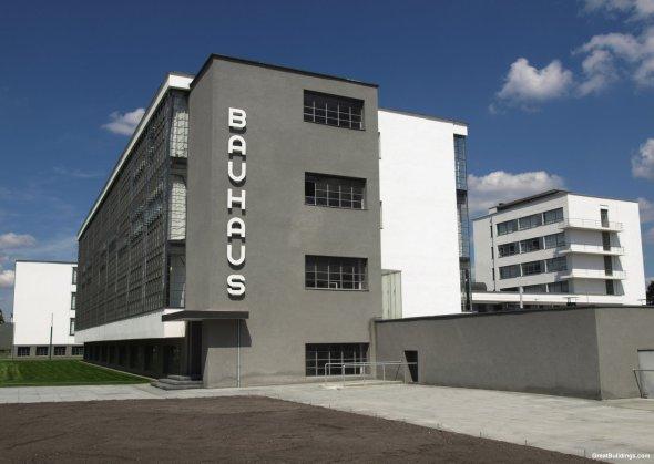 Hospedarse en la Bauhaus