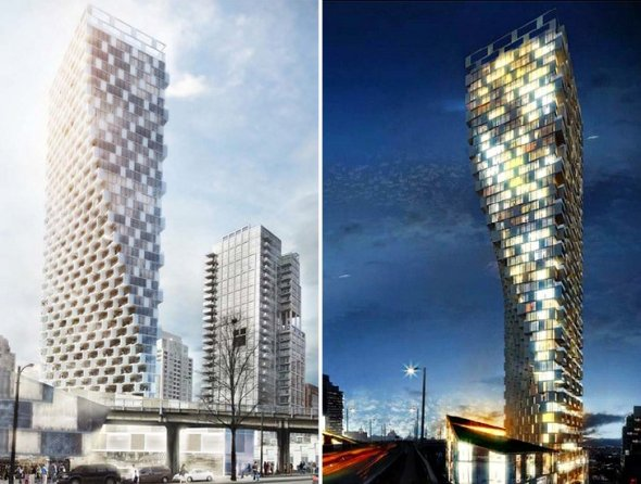 Edificio sesgado de BIG si se podrá construir