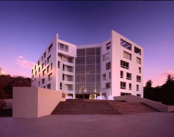 Edificio se plantea desde dentro hacia fuera