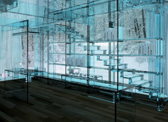Colección de Casas de Cristal