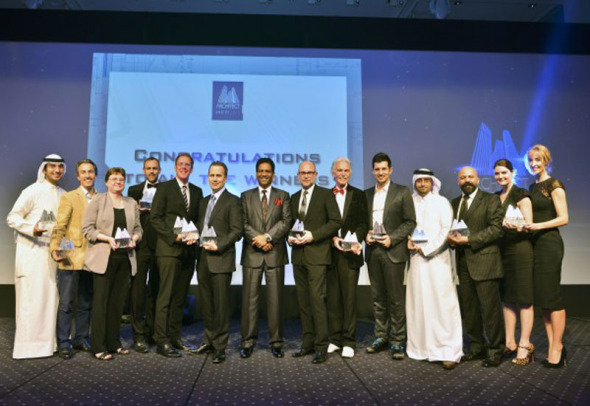 Premios para los Arquitectos del Medio Oriente 2013