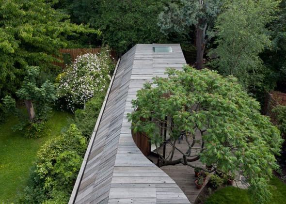 Remodelación de una casa del árbol