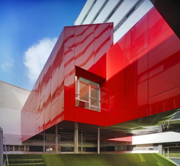 Hospital rojo