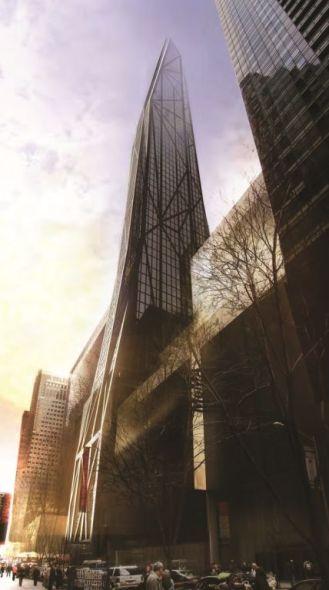 Una Torre Condominio digna del MoMA