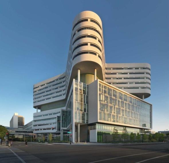 Espectacular hospital