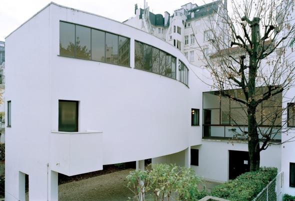 Una de las primeras casas modernas de la historia: Villa La Roche