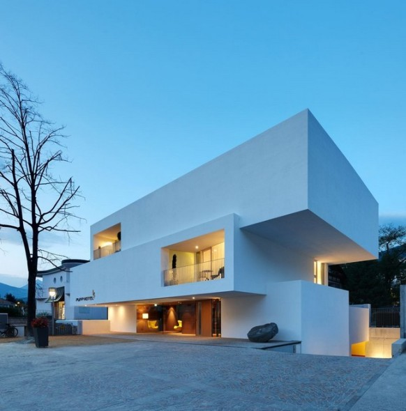 Suites minimalistas