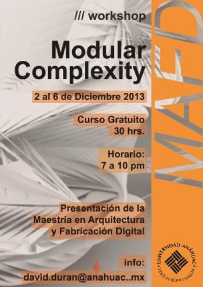 Syntetic Ambiguity Workshop gratuito