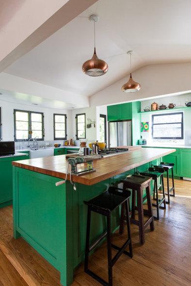 Renovación de cocina al Estilo de la Casa de Frida Kahlo