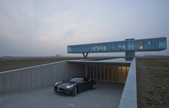 Diseño moderno y sustentable
