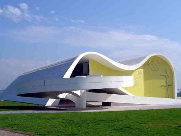 Teatro popular de oscar niemeyer noticias de for Arquitectos y sus obras