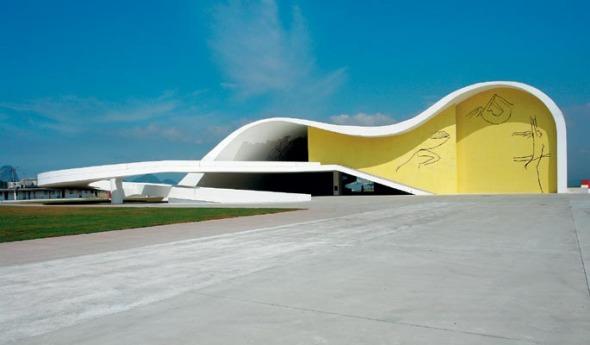 Teatro Popular de Oscar Niemeyer