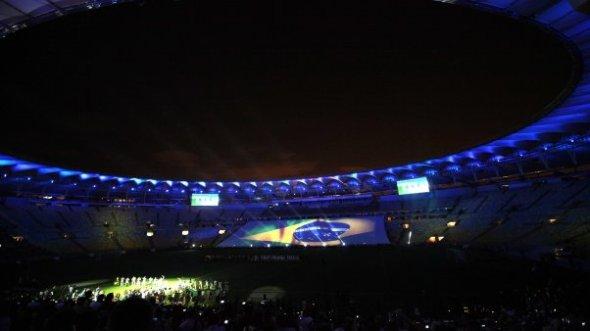 Los estadios para la copa mundial de fútbol Brasil 2014
